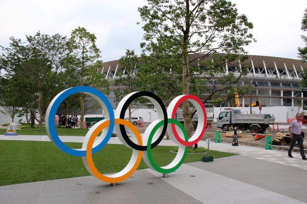 Stade où se dérouleront les cérémonies d'ouverture et de clôture des...