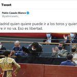 Jordi Cruz se lleva Twitter por delante con su réplica a este tuit de Casado: 44.000 'me