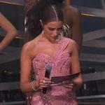 La réaction de la présentatrice de Miss Univers à l'annonce du résultat vaut le