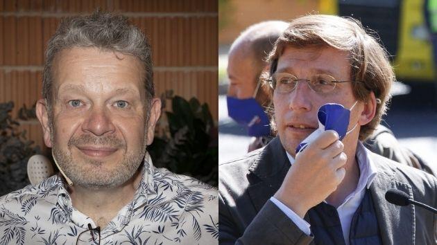 Alberto Chicote y José Luis