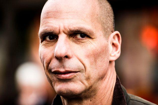 Yanis Varoufakis, en una imagen de