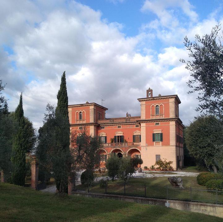Villa Lena in Tuscany