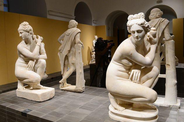 Torlonia Marbles: Η αμύθητης αξίας ιδιωτική συλλογή αρχαιοτήτων στο φως μετά από