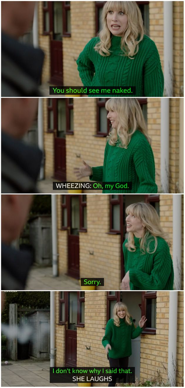 32 Times We'll All Be A Bit Amanda From Motherland As We Come Out Of