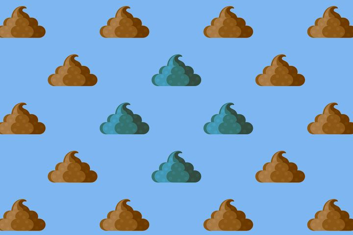 Will you take part in the blue poop challenge?