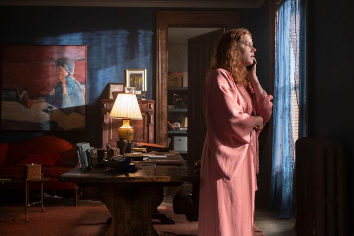 """""""The Woman in the Window,"""" starring Amy Adams, is the No. 1 movie on Netflix."""