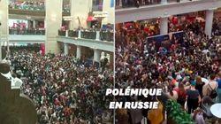Cette séance de dédicace géante à Moscou fait bondir les autorités
