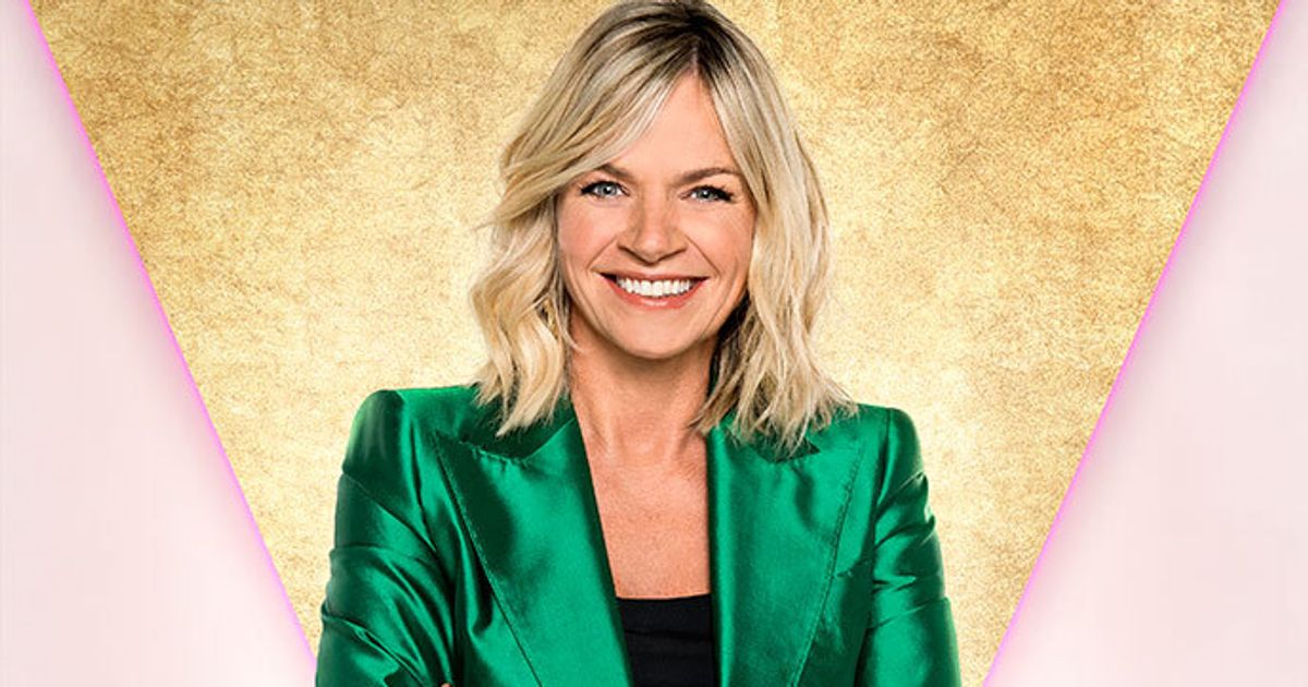 Zoe Ball Quits Strictly Come Dancing Spin-Off It Takes Two After 10 Years