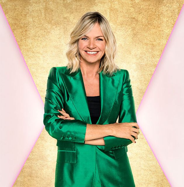 Zoe Ball has hosted It Takes Two since