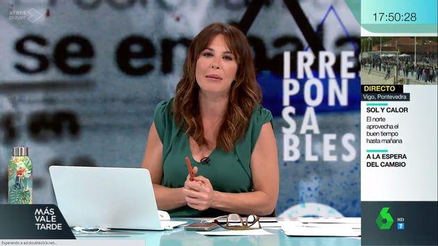 Mamen Mendizábal en 'Más Vale