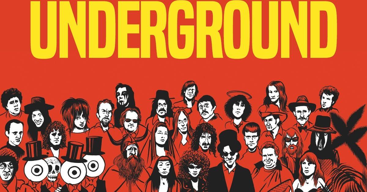 """BLOG - """"Underground"""": hommage aux musiciens des marges"""