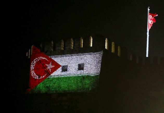 Μάιος 2021 - Τουρκία. Οι σημαίες...
