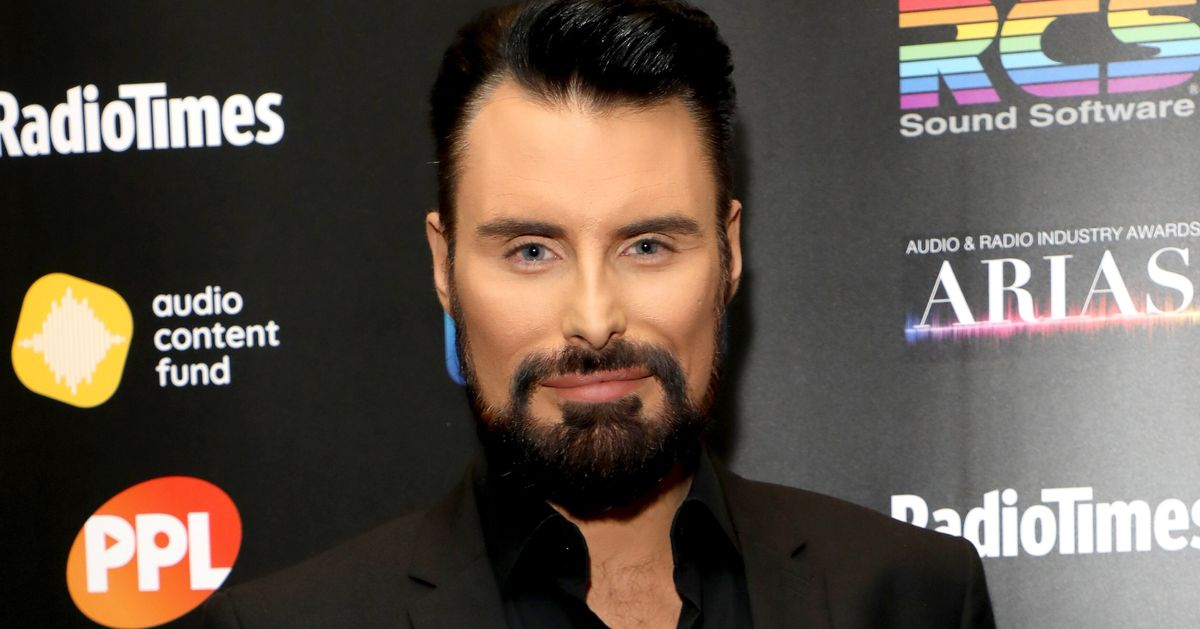 Rylan Clark-Neal Forced To Pull Out Of Eurovision Semi-Finals Due To Illness