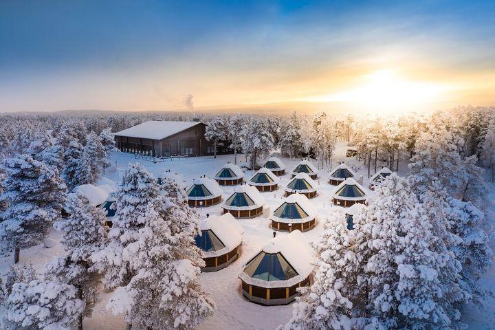 Wilderness Hotel Inari, Inari, Finland