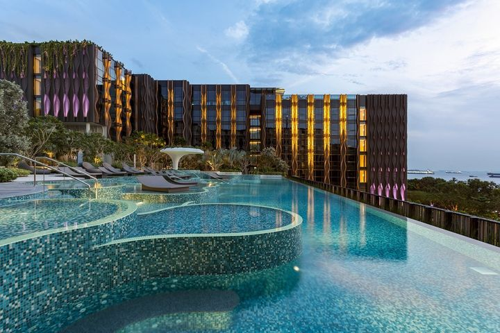 The Outpost Hotel Sentosa by Far East Hospitality, Singapore