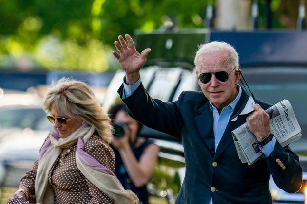 Biden dévoile ses revenus et impôts, une tradition interrompue par Trump (photo d'illustration...