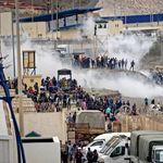 Η Ισπανία έστειλε στρατό στα σύνορα με το Μαρόκο για να σταματήσει τους