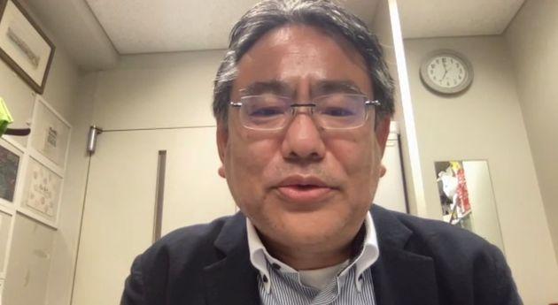 立教大学社会学部の砂川浩慶教授(メディア論)