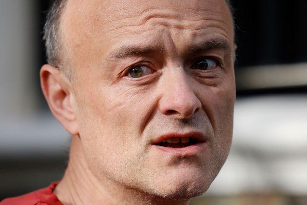 No.10 Hits Back At Dominic Cummings Attack On UKs Joke Border Policy