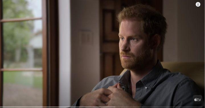Ο πρίγκιπας Χάρι στο τρέιλερ του νέου ντοκιμαντέρ για την ψυχική υγεία