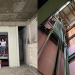 팝핀현준이 무릎 관절 안 좋은 어머니 위해 마포 3층집에 설치 중인 '2억 엘리베이터' 플렉스