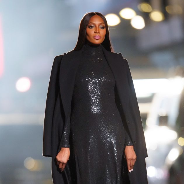 Naomi Campbell Announces Shes Welcomed A Baby Girl