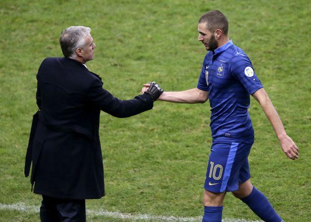 Plus appelé en équipe de France de football depuis 2015, Karim Benzema fait son retour...