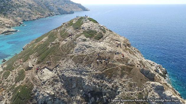 Τα αρχαιολογικάευρήματατης Κέρου στην Πινακοθήκη του Δήμου