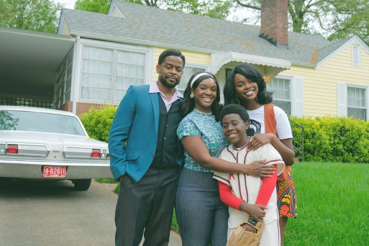 """The reboot of """"The Wonder Years"""" follows a Black family in 1960s Alabama."""