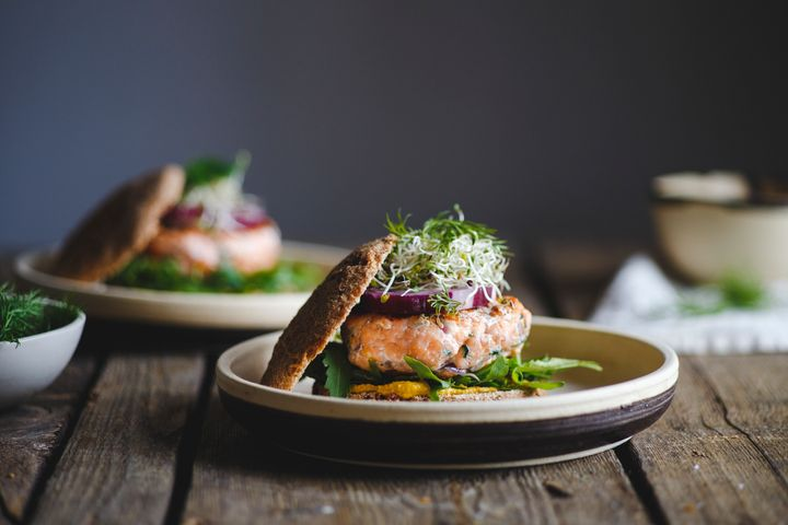 Salmon won nutritionists' top pick for your summer cookouts.