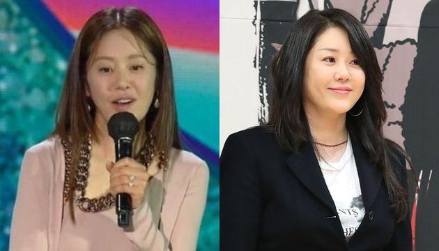 '백상예술대상' 고현정(2021), 2018년