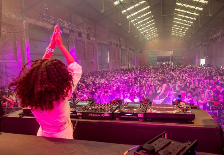 Circus nightclub hosted the first dance event on April 30 2021 in Liverpool as part of the pilot scheme.