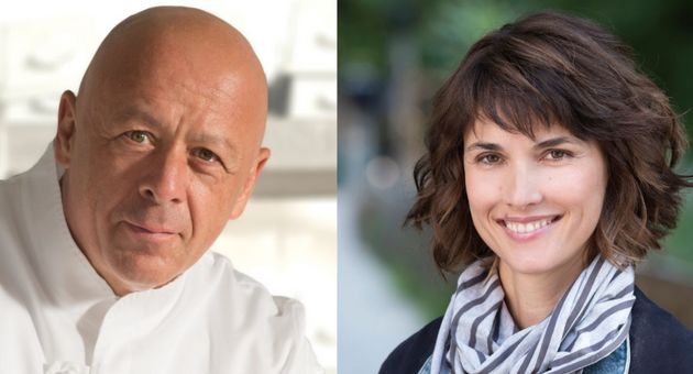 Thierry Marx et Églantine Éméyé présenteront pour la première...