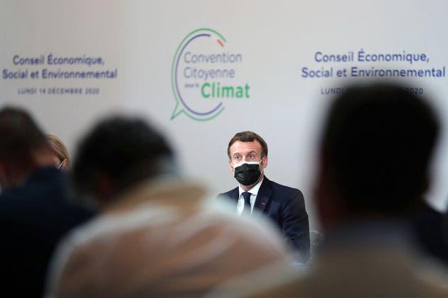 Ces citoyens de la Convention Climat tentés par la politique (photo d'illustration prise le 14...