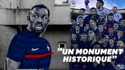 Ce détail du nouveau clip de l'équipe de France n'est pas passé