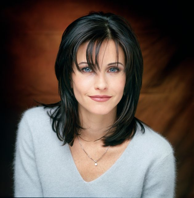 Courteney Cox as Monica