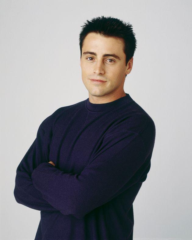 Matt Le Blanc as Joey