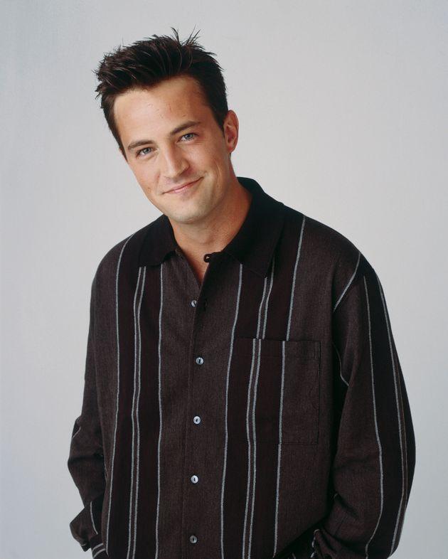 Matthew Perry as Chandler