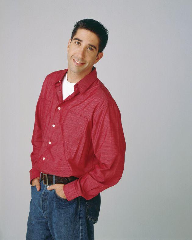 David Schwimmer as Ross