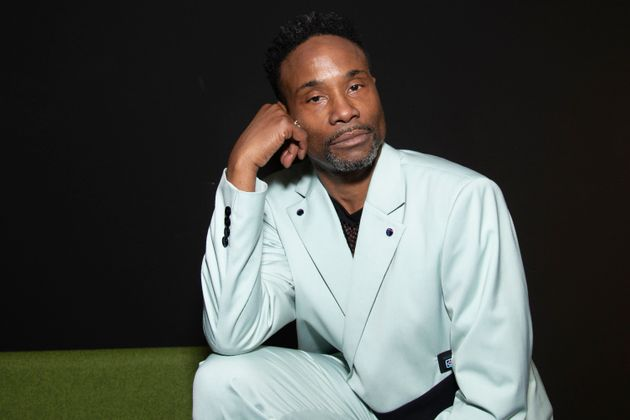 Billy Porter Opens Up About Living With HIV For Past 14 Years