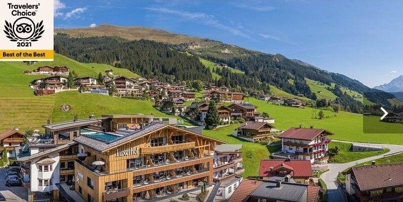 Alpin Spa Tuxerhof, Αυστρία