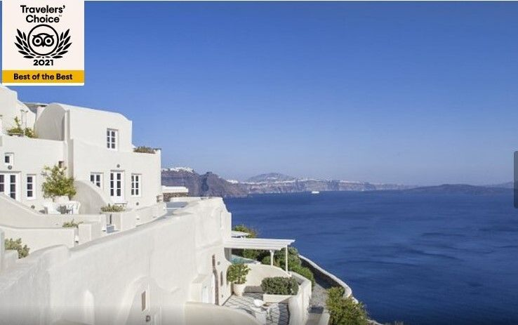 Canaves Oia Suites, Σαντορίνη