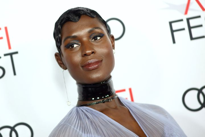 """Jodie Turner-Smith attends the premiere of """"Queen & Slim"""" at TCL Chinese Theatre on Nov. 14, 2019 in Hollywood, Californi"""