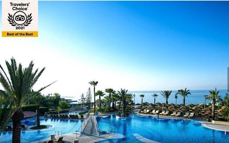 Four Seasons Hotel, Αγιος Τυχων Κύπρος