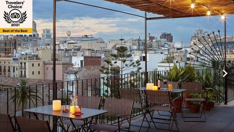Casa Camper Hotel Barcelona, Ισπανία