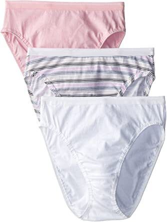 "<a href=""https://www.fruit.com/women/underwear/hi-cuts/womens-assorted-cotton-hi-cut-3-pack/3DHICAS.html"" target=""_blank"" rel=""noopener noreferrer"">Get the Fruit of the Loom Women's 3 Pack Assorted Cotton Hi-Cut Panties for $7.59.&nbsp;</a>"