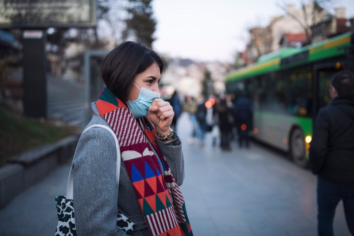 """If you still feel more comfortable wearing a mask even post-vaccine, wear it. """"I think for the rest of the year we might consider that people just need to readjust in their own time,"""" Northey said."""