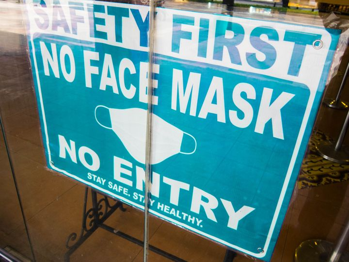 """For some, the fact that people who refused to wear masks all along are now seemingly """"on the side of science"""" upsets their sense of fairness."""