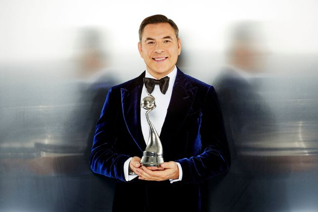 David Walliams was the host of the NTAs in