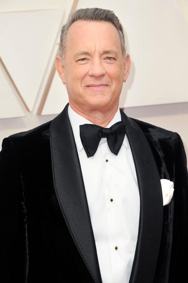 Tom Hanks at last year's